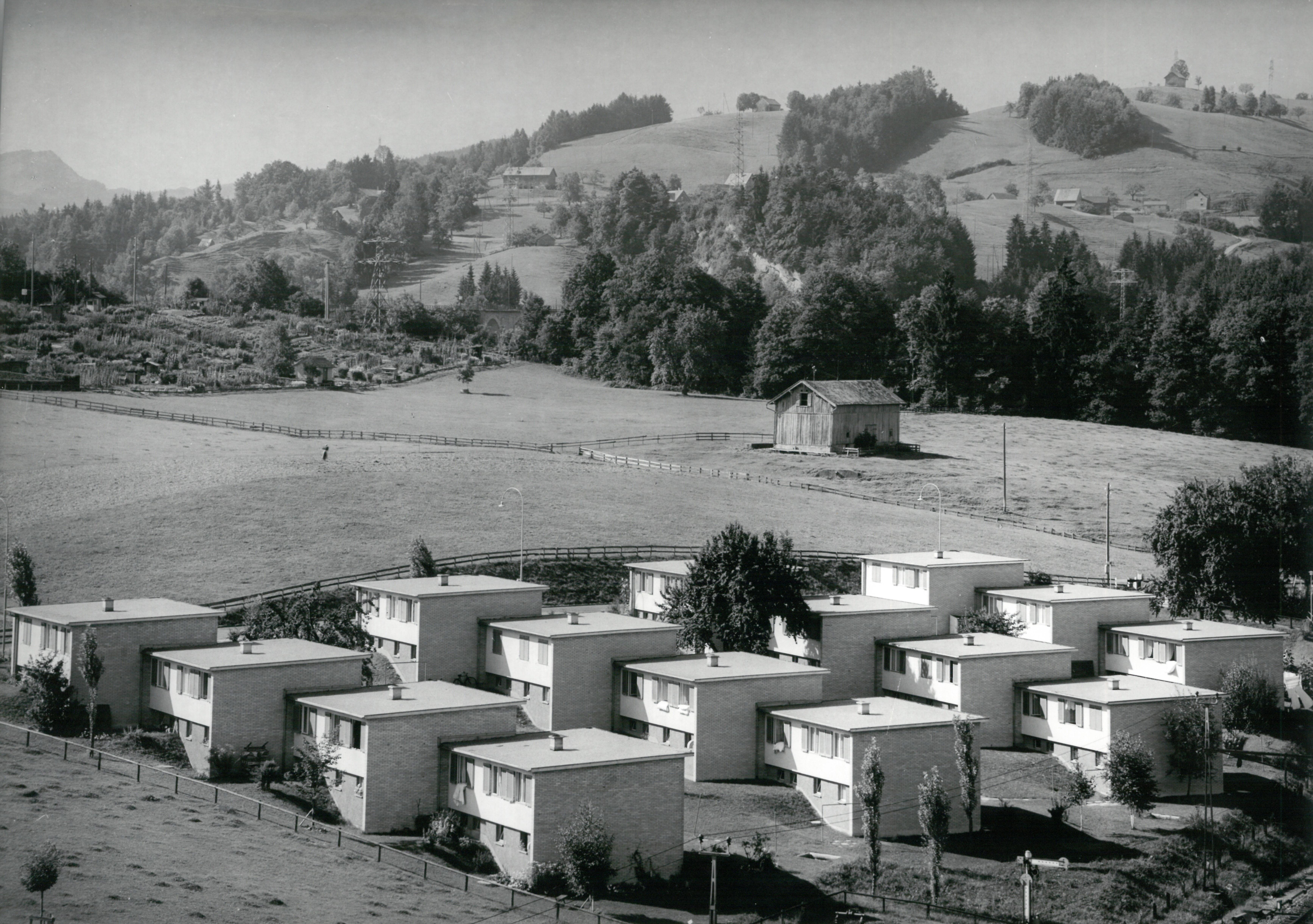Bsa bund schweizer architekten for Billige wohnungen