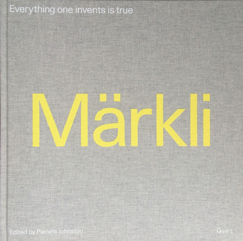 Peter Märkli – Everything one invents is true