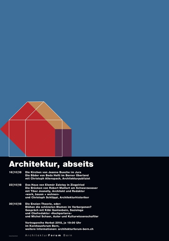 Architekturforum Bern – Architektur, abseits