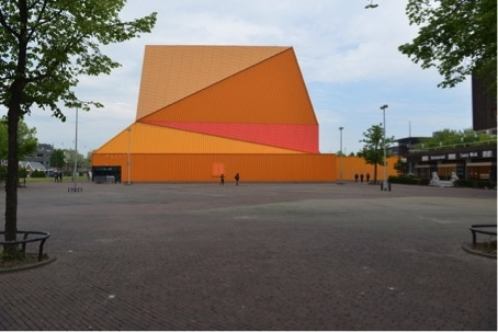 Zwei Theater von UNStudio in Holland
