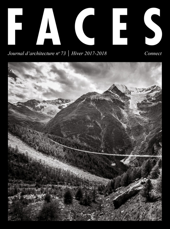 Journal d'architecture FACES n° 73