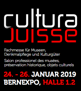 Cultura Suisse – Fachmesse an der Bernexpo