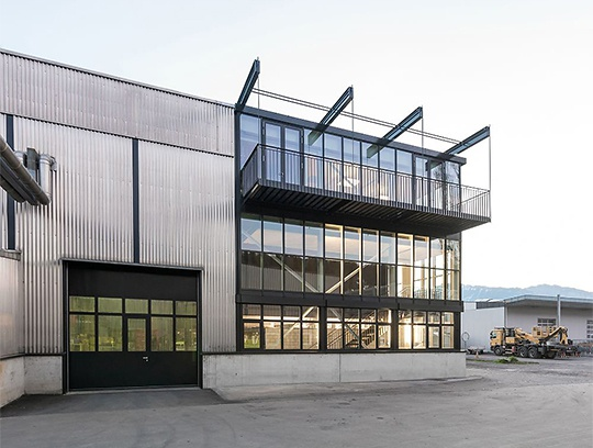 Freiburger Architekturforum – Furrer Jud Architekten, Zurich